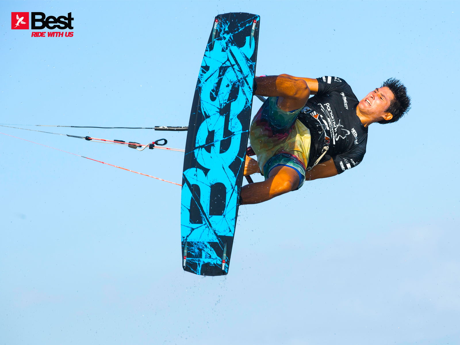 kitesurf wallpaper image - Alexandre Neto handle passing on the Best kiteboarding gear - in resolution: Standard 4:3 1600 X 1200