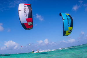 wallpapers by Freeride kitesurfing