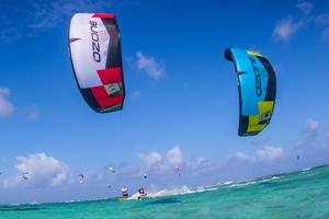 Freeride kitesurfing wallpapers